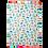 Thumbnail: RICE - Geschirrtuch verschieden sortiert