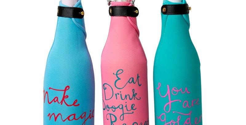 RICE - Neopren Flaschen Weinkühler