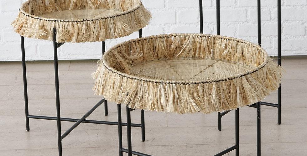 Boltze - Tisch Banjar 3-teilig