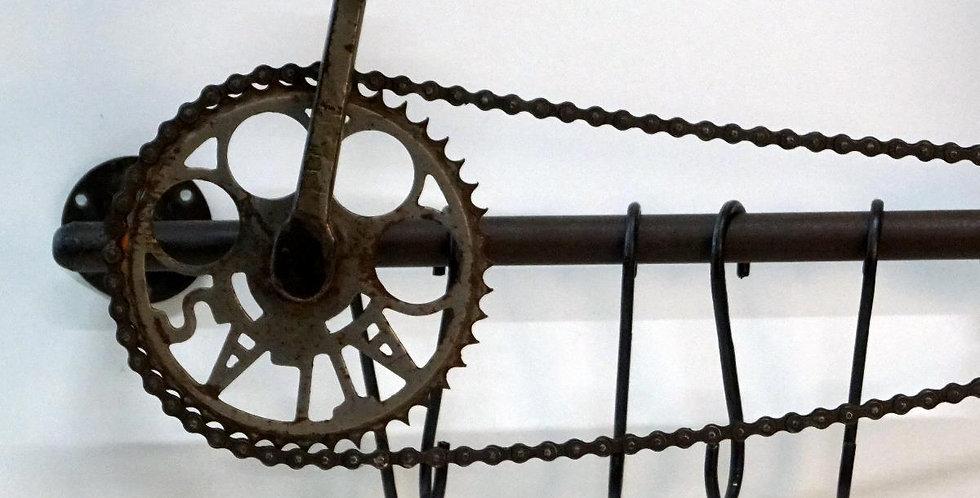 Trademark - Garderobe aus Fahrradkette