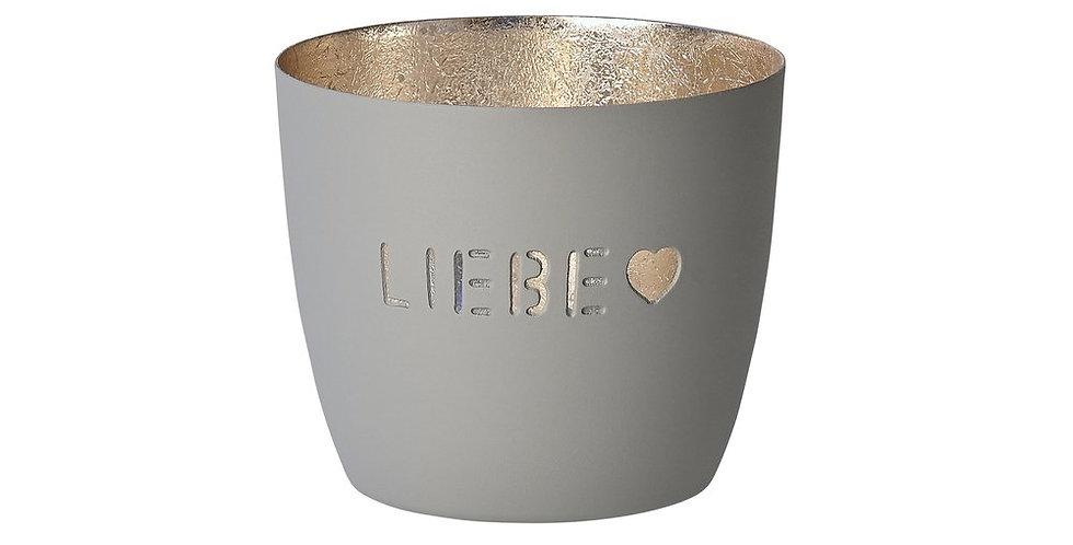 Gift Company - Windlicht Liebe