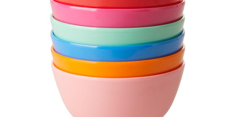 RICE - Kleine Schüsseln Schalen farblich sortiert