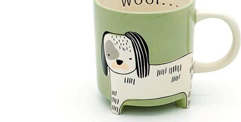 """Kaffebecher """"Cute Dog"""""""