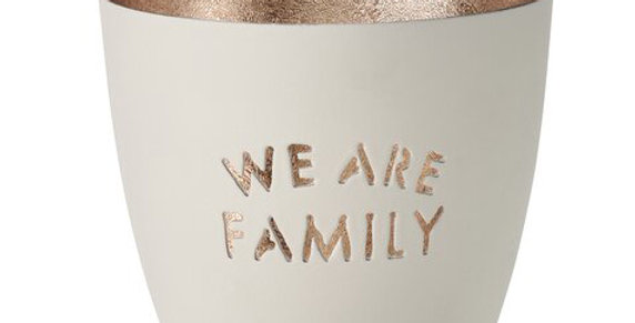 Gift Company - Windlicht We Are Family