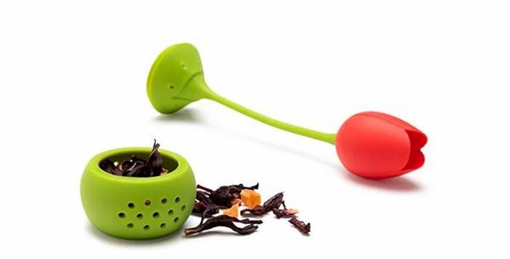 Brüheinheit für Tee Tulpe