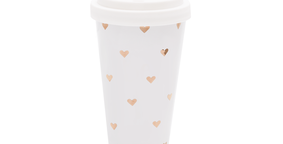 Eulenschnitt - Coffee To Go Becher