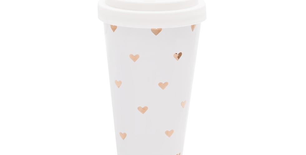 Eulenschnitt - Coffee To Go Becher