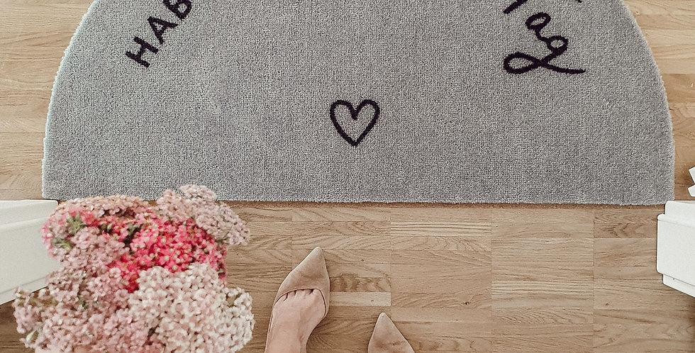 Eulenschnitt - Fußmatte Toller Tag