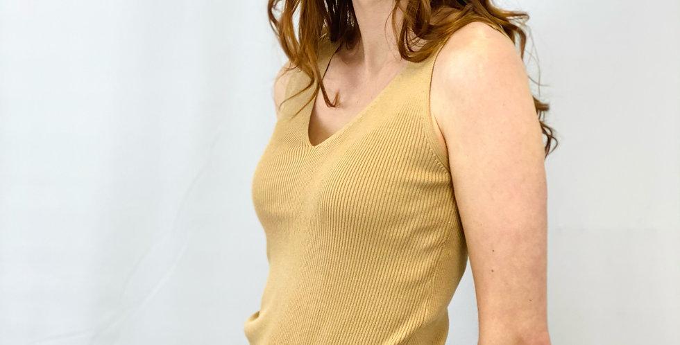 Molly Bracken - Ärmelloses Shirt Mit Schleife