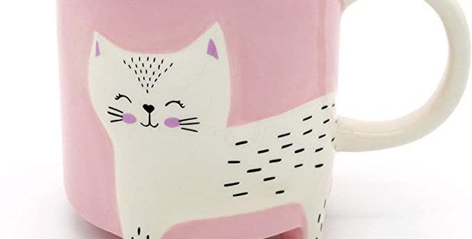 """Kaffebecher """"Cute Cat"""""""