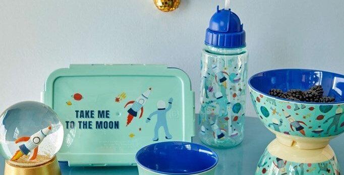"RICE Brotdose Lunchbox ""Space"""