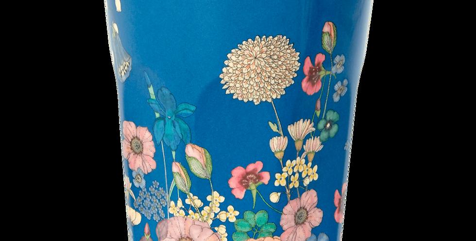Rice - Melamin Becher Flower Collage