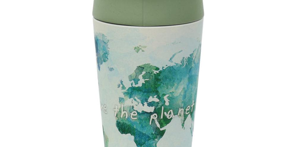 Bioloco Kaffebecher - Save The Planet