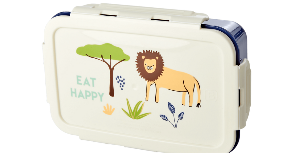 "RICE Brotdose Lunchbox ""Lion"""