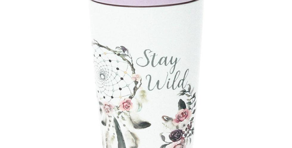 Bioloco Kaffebecher - Stay Wild