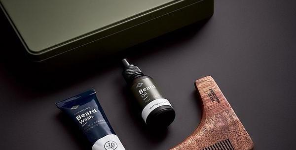 Gentlemen's Hardware - Bartpflege Set für Männer