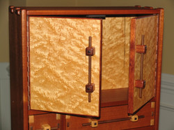 Finished Cabinet Top Half with Open Doors 2.JPG