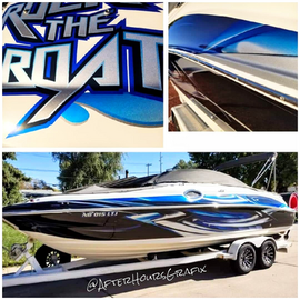 Boat Wrap