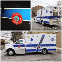 Ambulance Wrap for Murray