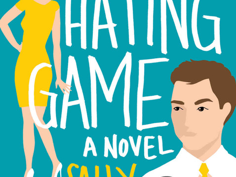 And so it begins...The Hating Game A Novel by Sally Thorne