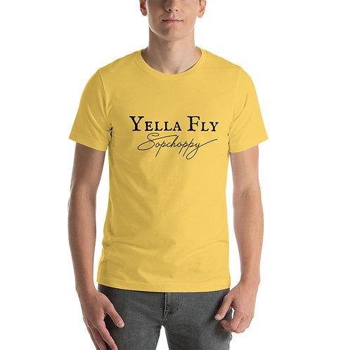 Short-Sleeve YELLA FLY Unisex T-Shirt