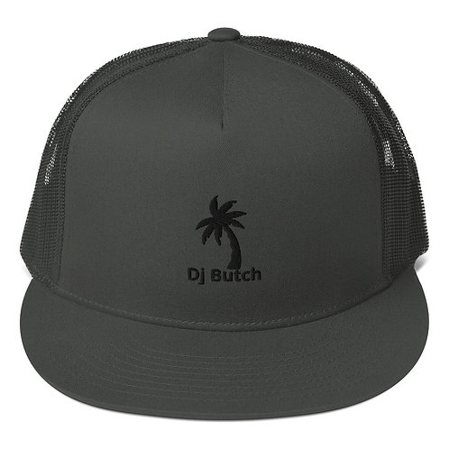 Dj Butch Mesh Back Snapback