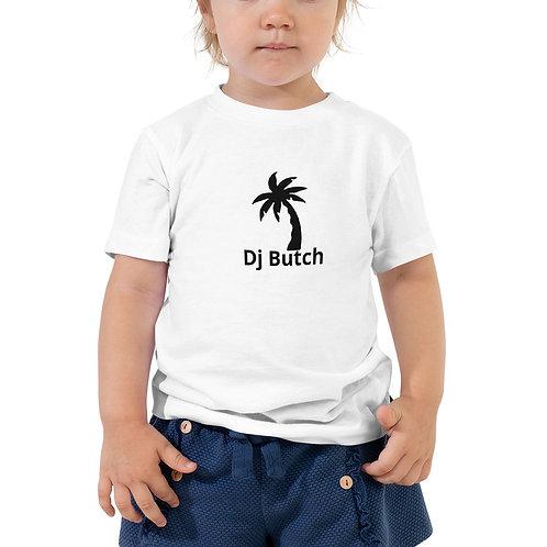 DJ BUTCH Toddler Short Sleeve Tee