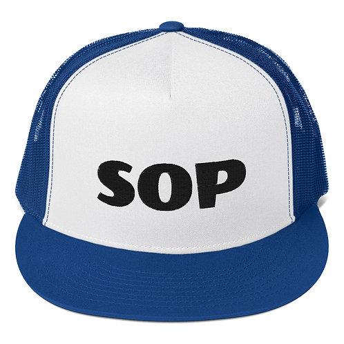 SOP Trucker Cap