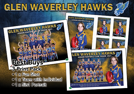 Glen Waverley Hawks Best Buy