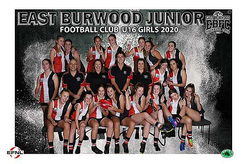 East Burwood Team Fun Shot