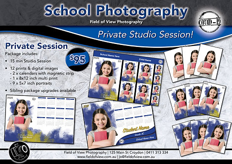 Private School Studio Session
