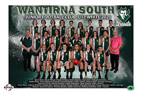 Wantirna South Football Club Team Photo