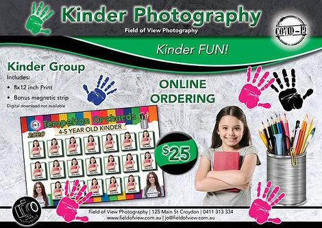 Templeton Kinder Group Photo