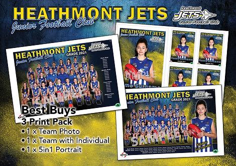Heathmont Jets Football Club Best Buy – All 3 Photos