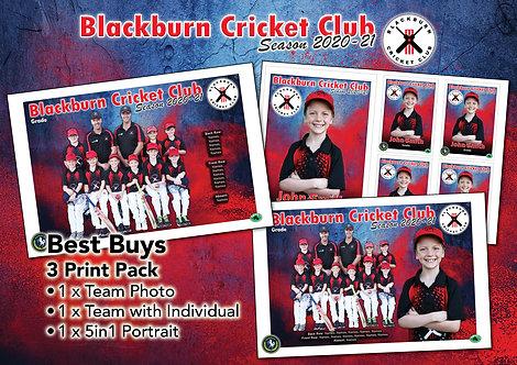 Blackburn Cricket Best Buy – All 3 Photos