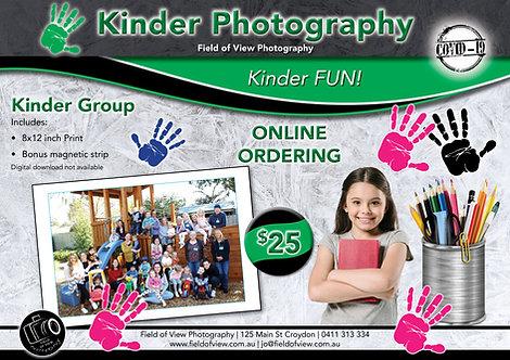 Kinder Group Photo