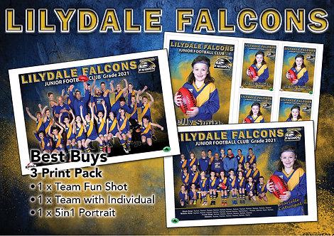 Lilydale Falcons Best Buy