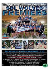 SBL Wolves Girls U14 Premier Division GF