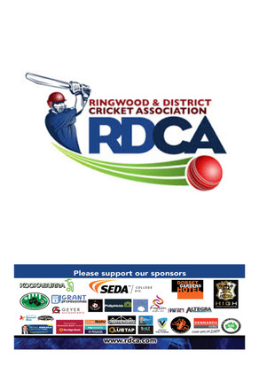 Ringwood & District Cricket Association Merger with Yarra Valley CA - Special Meeting