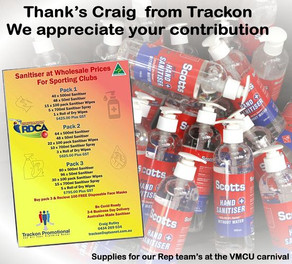 Thank you Craig from Trackon.