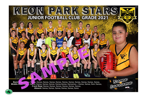 Keon Park/Auskick T&I
