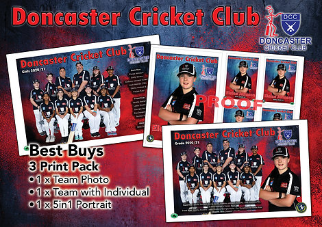 Doncaster Cricket Club Best Buy – All 3 Photos