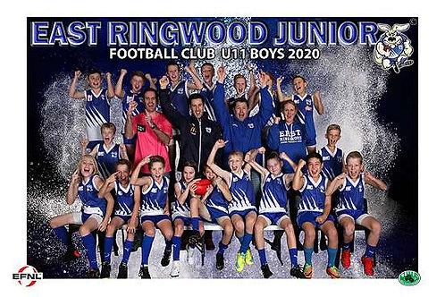 East Ringwood Team Fun Shot