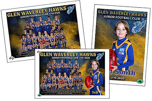 Glen Waverley Hawks Football Club Best Buy – All 3 Photos