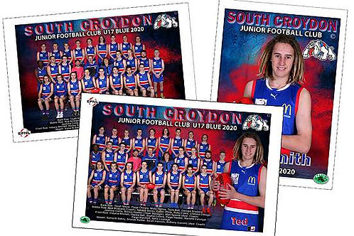 Sth Croydon Junior Football Club Best Buy – All 3 Photos