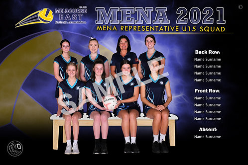 MENA Team Photo