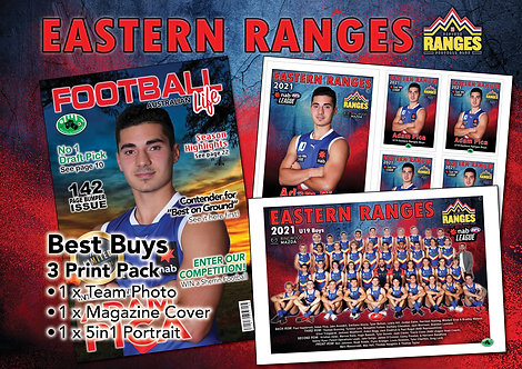 Eastern Ranges Football Club Best Buy – All 3 Photos