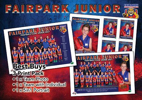 Fairpark Football Club Best Buy – All 3 Photos
