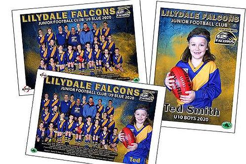 Lilydale Falcons Football Club Best Buy – All 3 Photos