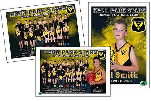 Keon Park Football Club Best Buy – All 3 Photos
